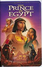 Cover Graphic from The Prince of Egypt