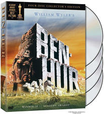 Ben-Hur DVD cover—Collector's Edition.