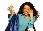 Julia Louis-Dreyfus in 'Watching Ellie'