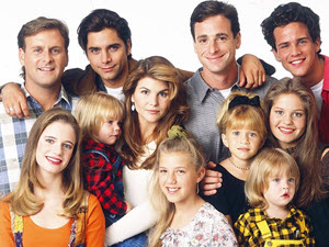 Full House characters. Copyright © Warner Bros.